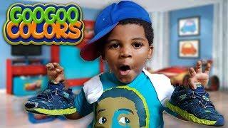 Video PUT ON YOUR SOCKS! GOO GOO GAGA CLOTHING SKIT FOR KIDS! download in MP3, 3GP, MP4, WEBM, AVI, FLV January 2017