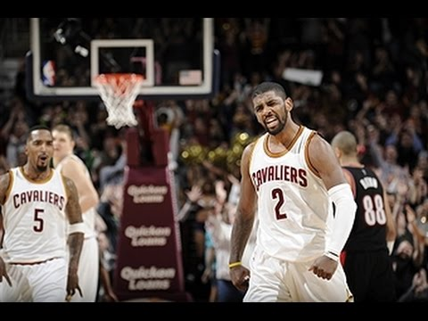 "Kyrie Irving Drops ""Kyrie-diculous"" Career High 55-Points"