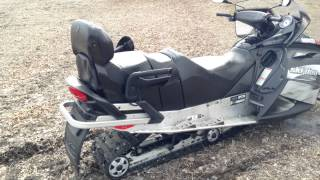 3. 2007 Ski-doo GTX 500SS