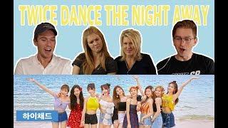 채드와 미국 친구들 Twice 트와이스 - Dance the Night Away를 본 반응!!
