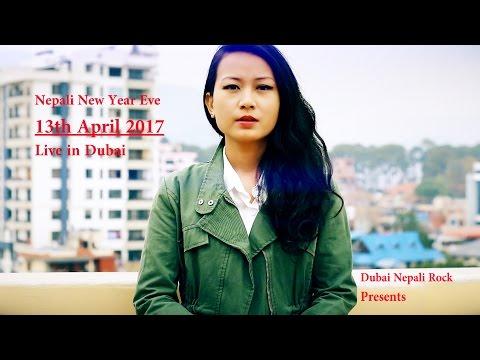 (Trishna Gurung - Nepali New Year Eve Dubai...38 seconds.)