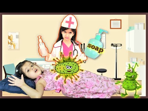 Story of how important it is to WASH HANDS  from GERM SMART COOKIE KIDS | WASH YOUR HANDS STORY