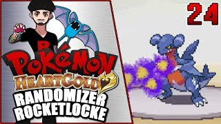 Pokémon HeartGold Randomizer Rocketlocke Part 24 | SOMETIMES LIFE GABITES YOU IN THE BUM by Ace Trainer Liam