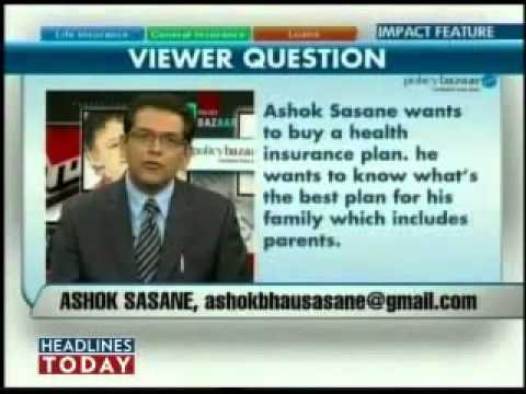 Know the benefits of health insurance   Business Videos   – India Today