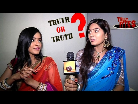Truth Or Truth with Swabhimaan Actresses