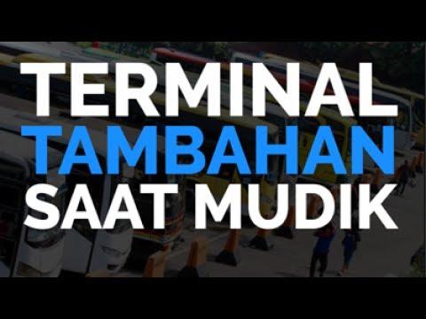 Terminal Tambahan Saat Mudik