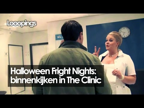The Clinic - Halloween Fright Nights, Walibi Holland (2016)