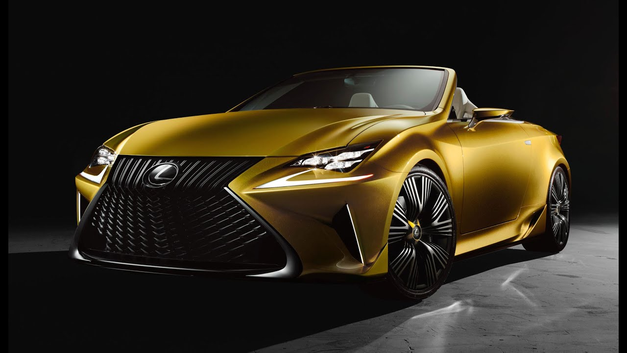 2014 Lexus LF-C2 Concept