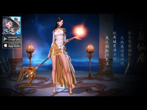 天下3D By Netease Gameplay - MMORPG Open World (PC, Android, IOS)