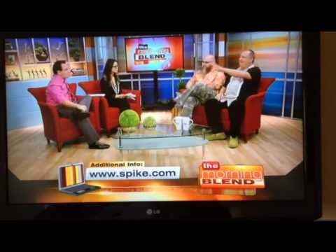 Thrift Hunters on The Morning Blend
