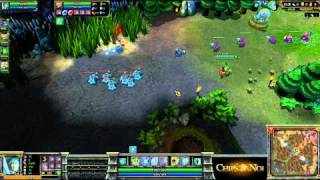 (HD037) Tournoi CHZ aAa - part 1 - League of Legends Replays [FR