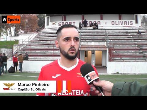 Flash Interview com Marco Pinheiro ( SL Olivais )