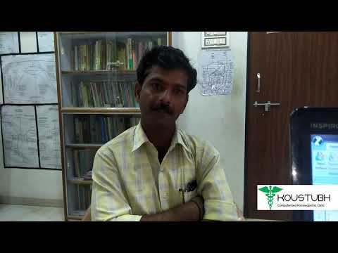 Acidity and Mental Stress - Patient Testimonials | Koustubh Computerised Homoeopathy Clinic