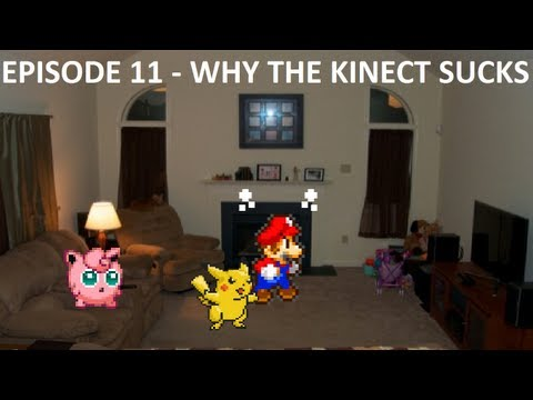 Why The Kinect Sucks - Trilbee Gaming