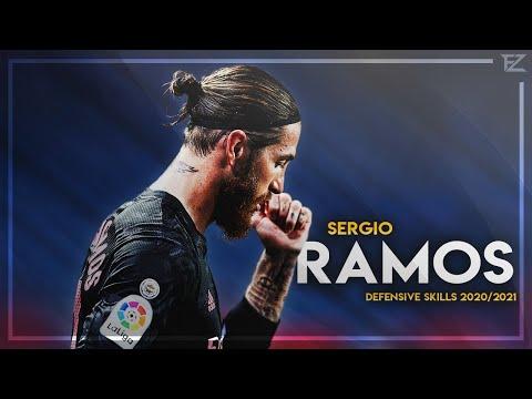 Sergio Ramos 2021 ▬ Amazing Tackles & Goals | HD