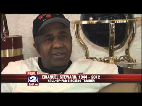 Famed trainer Emanuel Steward dies