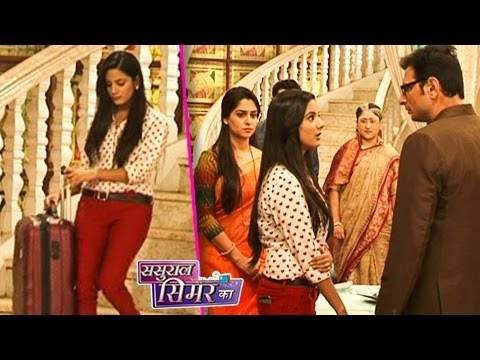 Simar THROWS Roshini OUT From The House | Sasural