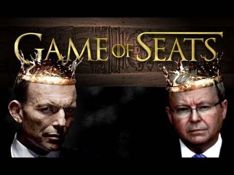 seats - Election is coming! Spread the word. Check out our cheeky new video about the Senate, using popular TV show Game of Thrones. Its role? To prevent a conservat...