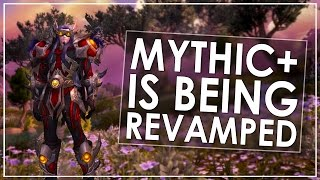 Blizzard are revamping how Mythic+ works: http://us.battle.net/forums/en/wow/topic/20754468222?page=1#1 ●Patreon - https://patreon.com/bellular ●Twitter - ht...