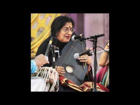 Vidushi Smt Kishori Amonkar- Raag Raisa Kanada, ree tuma samajha samajha
