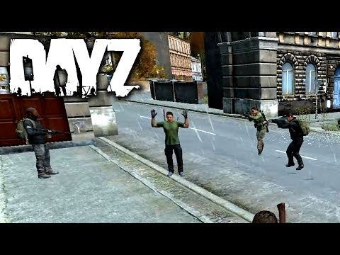 DayZ Catch and Release Part 1
