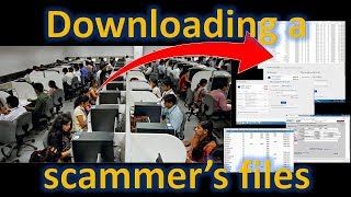 Video Downloading a scammer's files [Re-upload] MP3, 3GP, MP4, WEBM, AVI, FLV Juli 2018