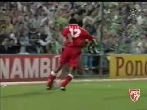 R.Betis 3 3 Sevilla F.C. (96/97) (видео)