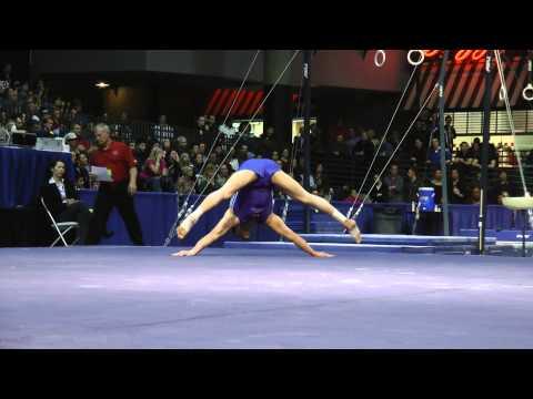 Chris Brooks - Floor Exercise - 2012 Winter Cup Finals