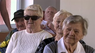 Hudební odpoledne v Domově pro seniory
