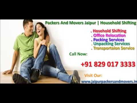 We Provide Best Packers And Movers Jaipur List for Get Free Best Quotes, Compare Charges,