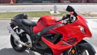 8. 2008 Suzuki Hayabusa GSXR1300 - Used Motorcycle For Sale