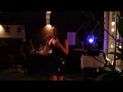 cm - Singer Melissa Lee Diehl Performs back to back Live at CM Birthday Bash Celebration benefiting American Cancer Society on 5-18-2013. Celebrity red carpet hos...