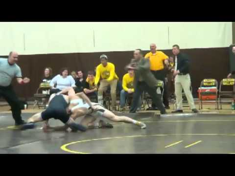 WRESTLING- Mount Union vs Baldwin Wallace Dual
