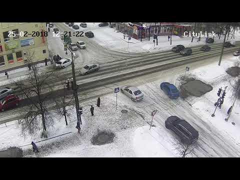 Авария в Петрозаводстке