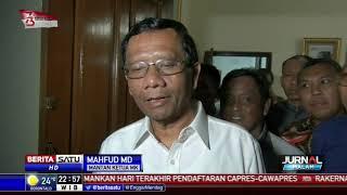 Video Jokowi Pilih Ma'ruf Amin, Mahfud: Tidak Kecewa Cuma Terkejut MP3, 3GP, MP4, WEBM, AVI, FLV Maret 2019