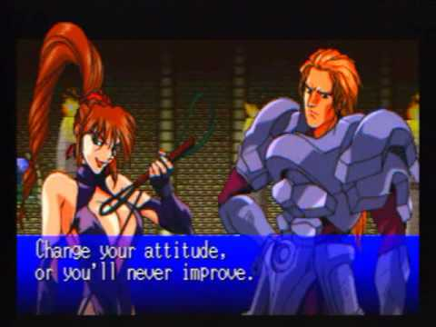 Battle Arena Toshinden Remix Saturn