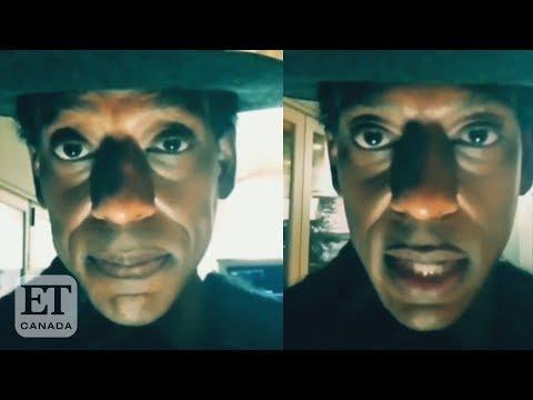 Orlando Jones Talks 'American Gods' Firing