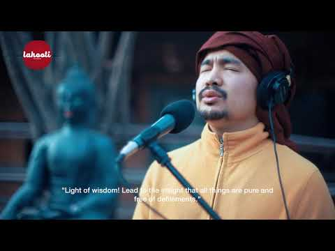OM ALLAH - The Sketches Ft. Chogyal Rinpoche - Lahooti Live Sessions