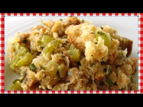 Easy Stuffing Bake Recipe!  Noreen s Kitchen