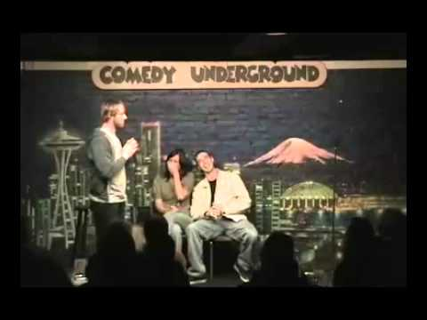 Rory Scovel -- Seattle Comedy Competition (2/2)