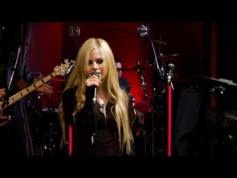 Avril Lavigne-When You're Gone HQ