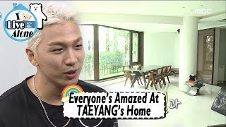 Video [I Live Alone] TAEYANG - He Opens His Place! It's Amazing! 20170818 MP3, 3GP, MP4, WEBM, AVI, FLV November 2018