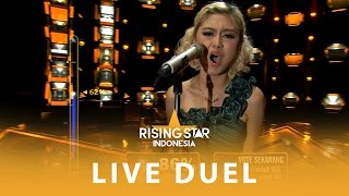 """Video Uly Siahaan """"I'd Rather Go Blind"""" 
