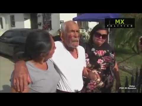 Abuelito, de 92 años, agredido en EU quedó con cuatro costillas rotas