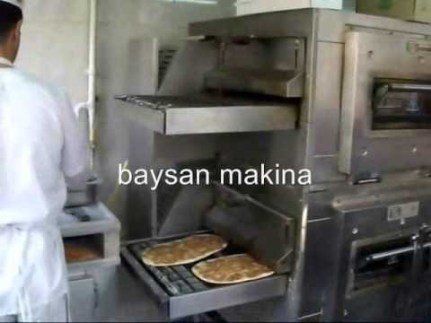 LAHMACUN ÜRETİMİ  TURKISH PIZZA