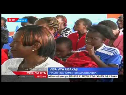 Mbiu ya KTN na Mary Kilobi (sehemu ya kwanza), 25/9/2016