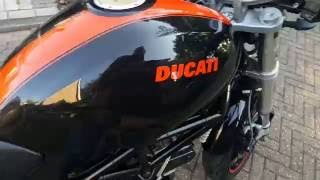 4. Ducati Monster S2r 800 Dark van 2005