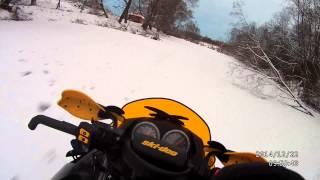 1. ski-doo mxz renegade 1000 X sdi