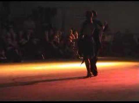 Сентиментальное аргентинское танго