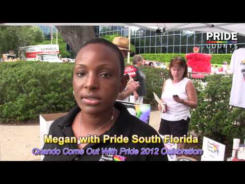 Pride South Florida was at Come Out with Pride Orlando